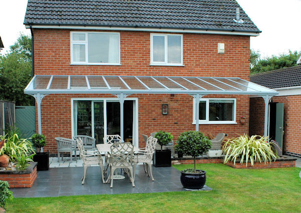 Recent domestic veranda supply only for Garden design jobs ireland