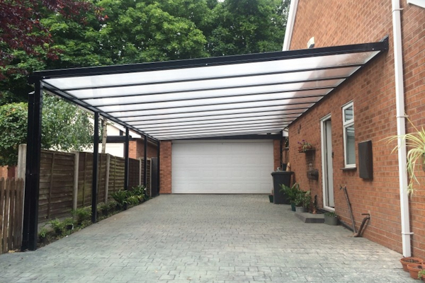 Proud ... & Veranda Carport Canopy u0026 Glass Room Kits For The Trade Milwood ...