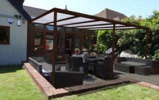 Super Veranda Canopy Information Milwood Group Largest Home Design Picture Inspirations Pitcheantrous