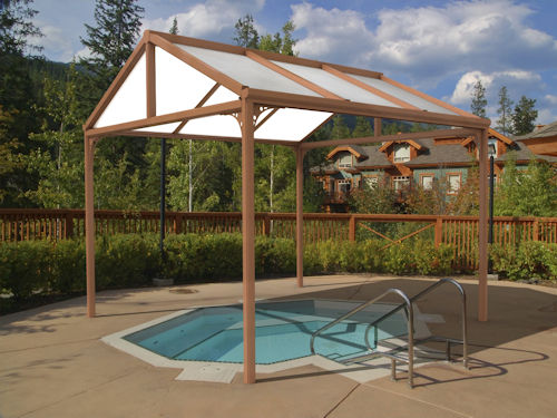 & Hot Tub Canopies
