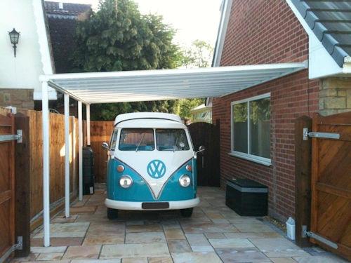& The Simplicity 16 Carport Canopy u0026 Veranda System