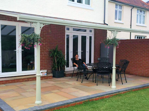 The Simplicity 6 & Garden Verandas from the Milwood Group