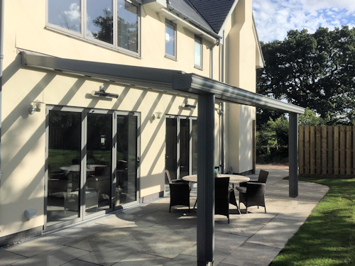 The UK's No. 1 Provider of Outdoor Living Solutions