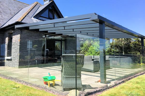 Veranda Carport Canopy Amp Glass Room Kits For The Trade