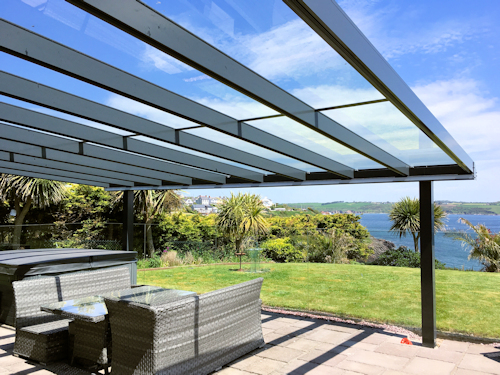 Veranda Kits | Glass & Aluminium Verandas Direct To Trade | Milwood Group