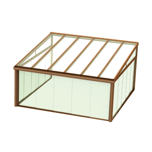 Traditional Glass Room Kits