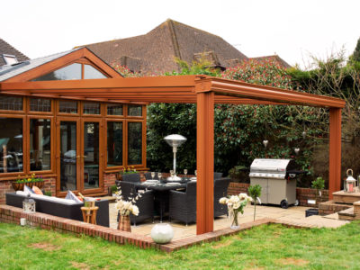 Veranda Kits Alfresco Traditional