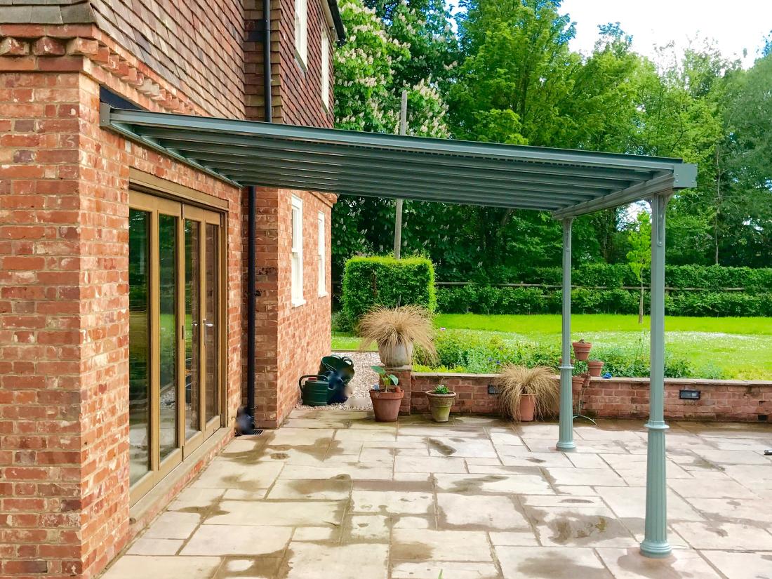 veranda kits glass aluminium verandas victorian. Black Bedroom Furniture Sets. Home Design Ideas