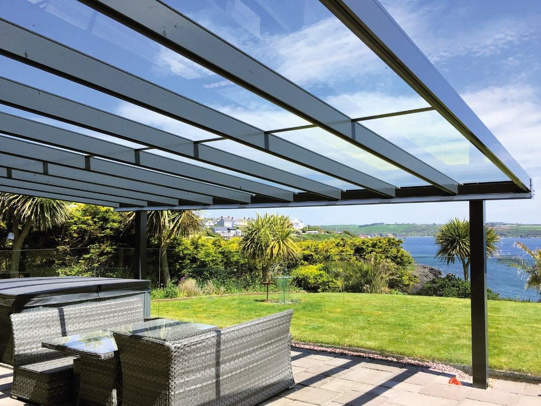 Aluminium Veranda Kits Alfresco Contemporary