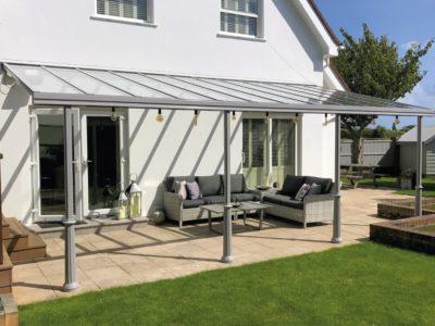 Aluminium Verandas Simplicity 6