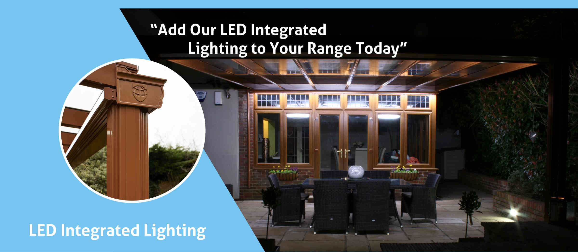 LED Integrated Lighting