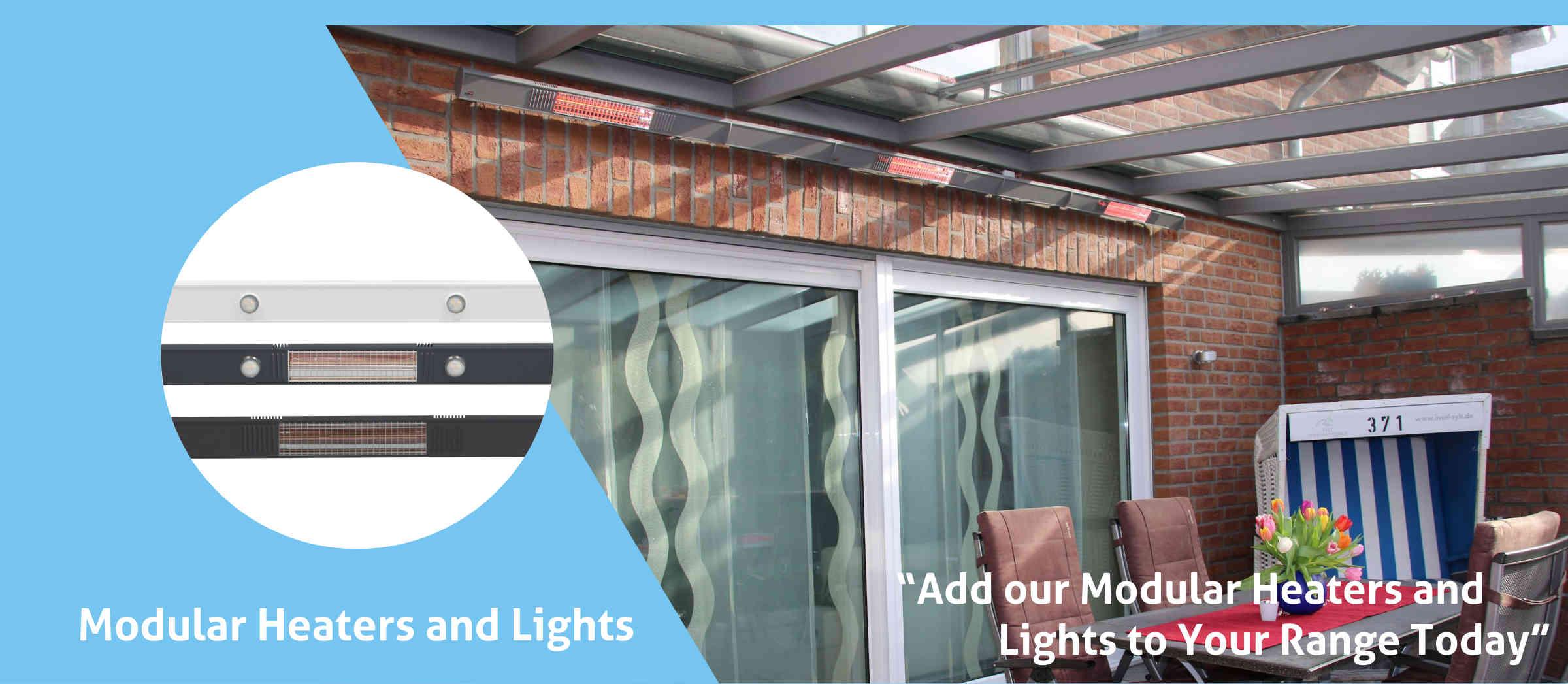 Modular Heating and Lighting