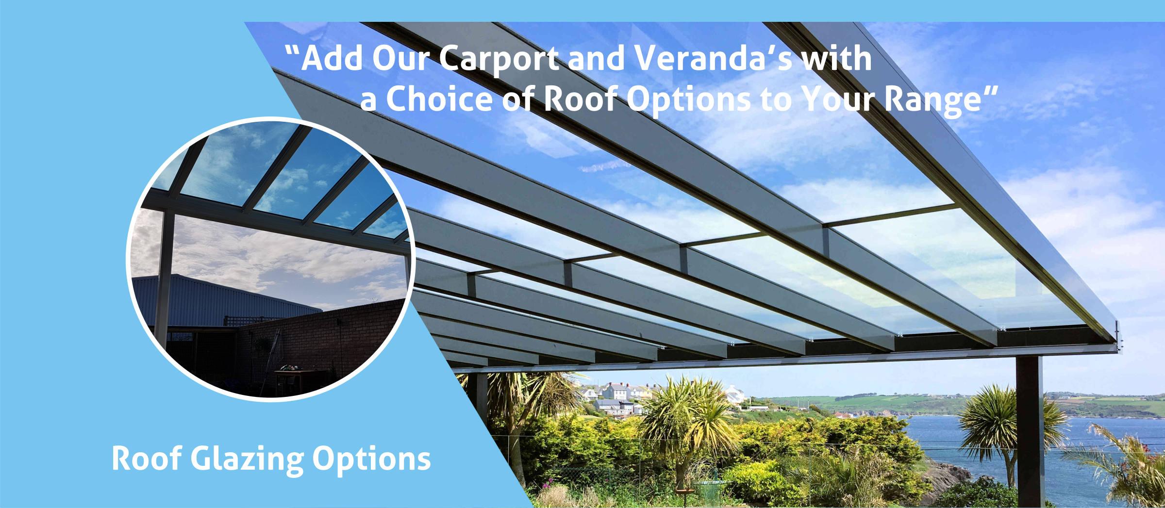Roof Glazing Options