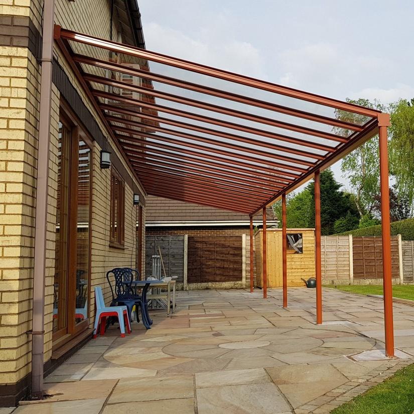Veranda Simplicity Garden Lifestyle Canopies