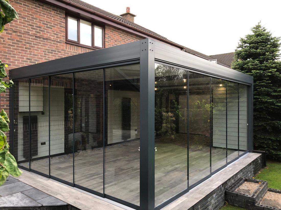 Bioclimatic Pergola Preston Lancashire Lifestyle Canopies