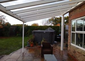 Glass Veranda York NGT Products