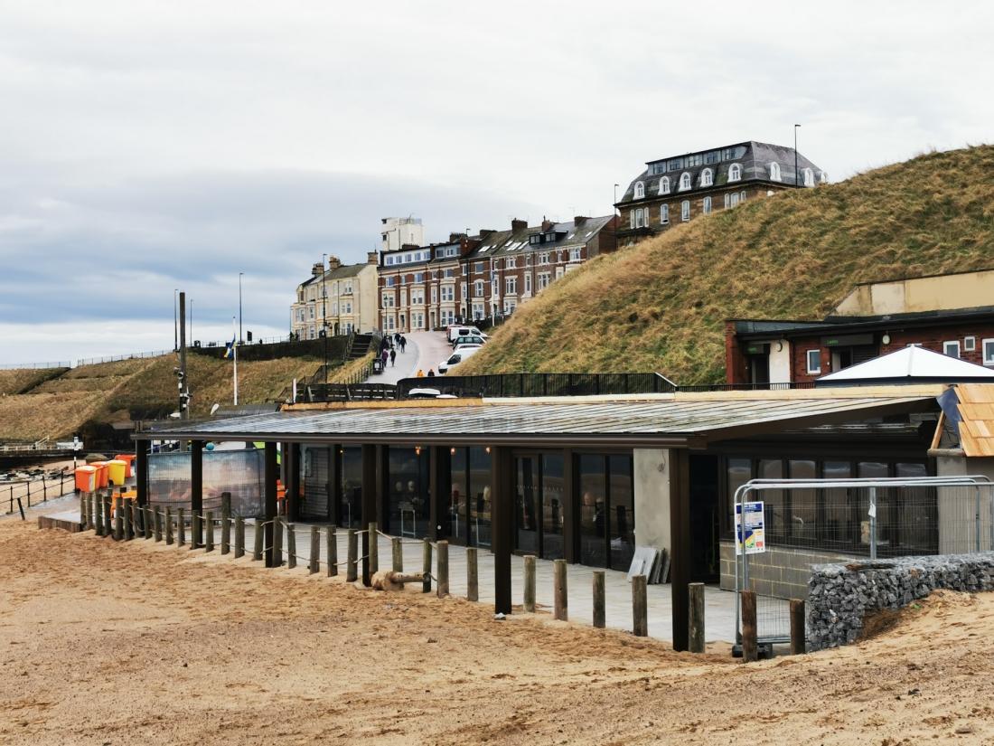 Alfresco traditional Longsands Tynemouth